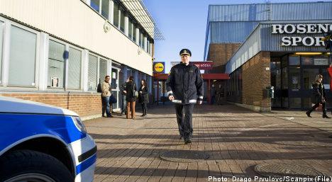 Crime figures falling in Rosengård: police