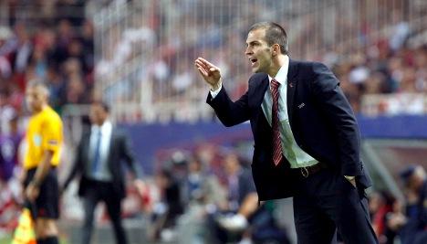 VfB Stuttgart fires coach Babbel after dire draw