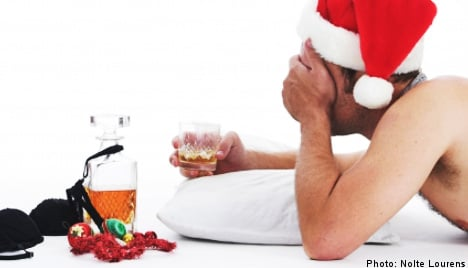 How to survive the Christmas buffet without looking like an idiot