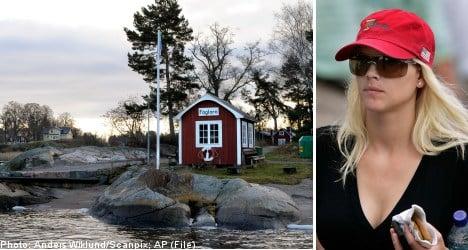 Nordegren's purchase of Stockholm island retreat confirmed