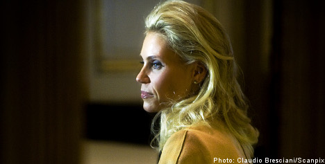 Anna Anka faces split with Hollywood husband after latest row