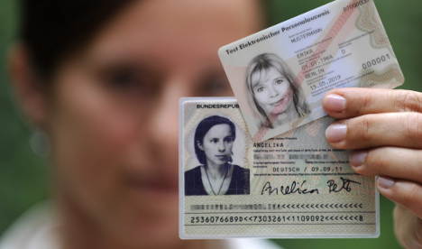 Controversial new ID cards coming in 2010