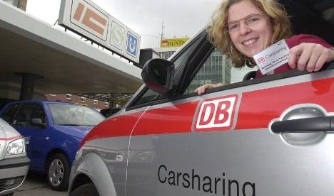 Deutsche Bahn to launch electro-car sharing programme