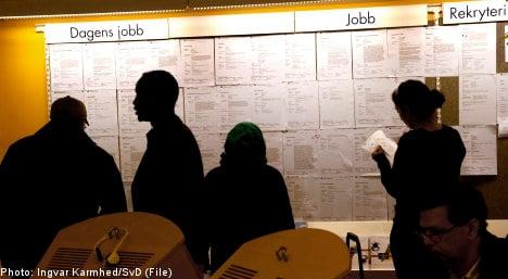 Foreign grads run threefold jobless risk