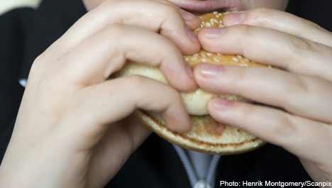 Fewer obese children in Sweden: report