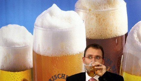Beer consumption hits 20-year low