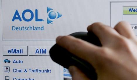 AOL shuts down German operations