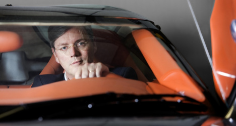 Spyker to submit third Saab bid: report