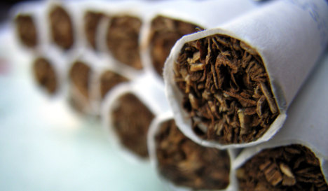 Higher tobacco taxes push smokers to contraband cigarettes