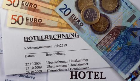 CDU and FDP consider U-turn on hotel tax