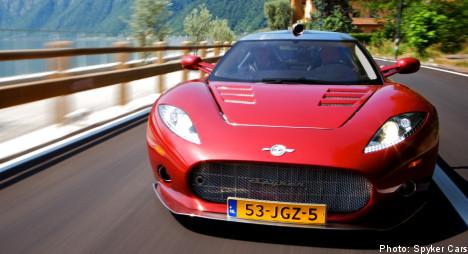 The inside track: Spyker