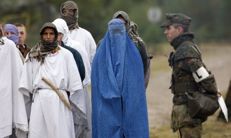 Afghan opinion of Germany worsens