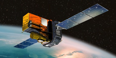 Iran interferes with German news satellite
