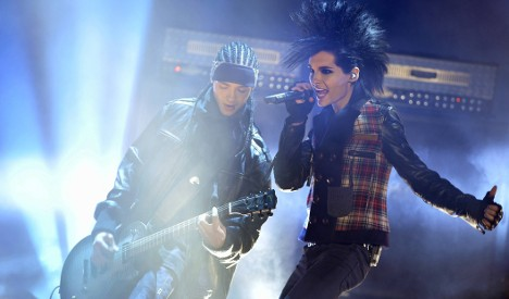 Tokio Hotel singer Bill pledges never to quit band