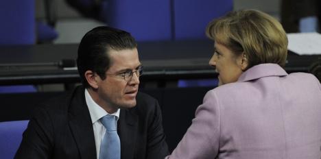 Wrangling starts between CDU and CSU