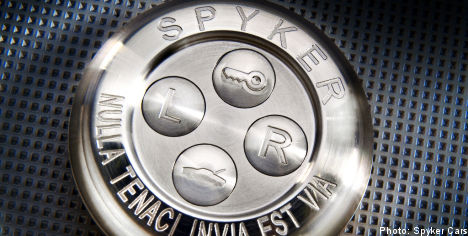 Spyker chief: we've shown GM the money