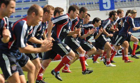 Bayern Munich aims for Bundesliga's elusive top spot