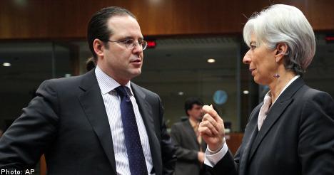 Borg seeks US-inspired European bank tax
