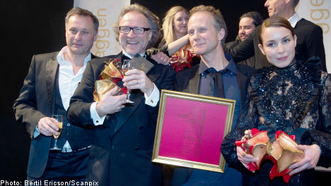 Best Picture honours for first 'Millennium' thriller
