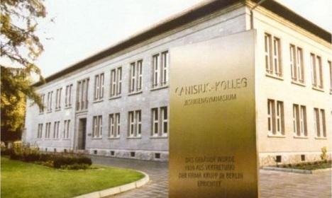 Sex abuse revelations rock elite Catholic school in Berlin