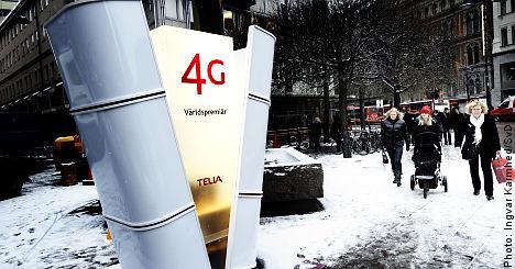 Ericsson seals TeliaSonera 4G deal