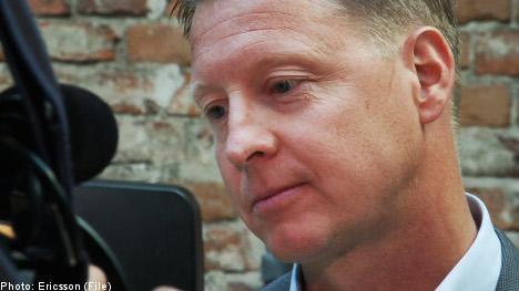 More layoffs at Ericsson as profits plunge