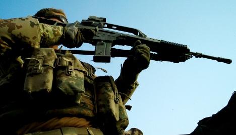 Berlin sending 500 extra troops to Afghanistan