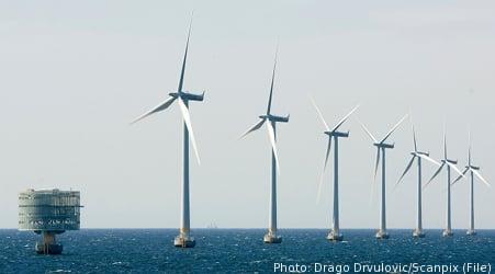 Vattenfall wins joint bid to build world's biggest wind farm
