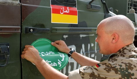 SPD: No additional troops for Afghanistan