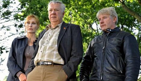 German TV is murder