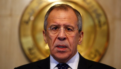 Russian Foreign Minister to meet German resistance veterans