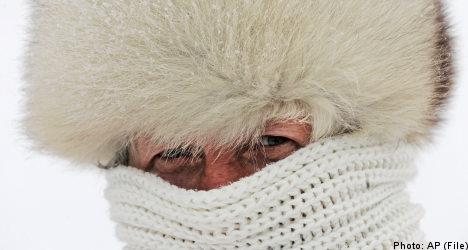 Dalarna braces for record-low Siberian chill
