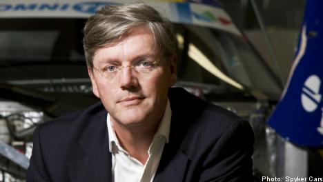 Dutch shareholders doubt Saab-Spyker deal