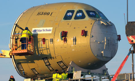 Talks stall over future of troubled Airbus military plane