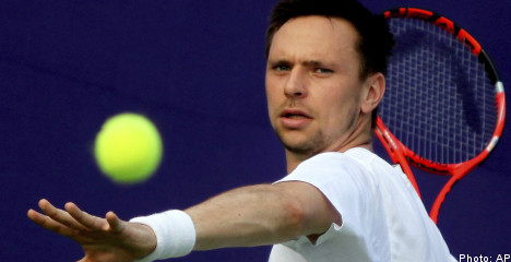Söderling heads to sizzling India for Aussie Open warm up