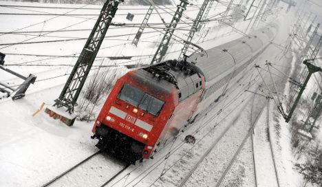 Deutsche Bahn picks Siemens as 'preferred bidder' for train order
