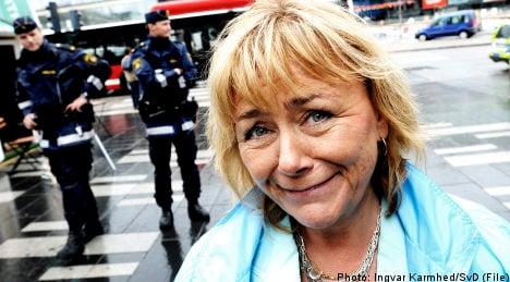 Sweden to get tougher on violent crime