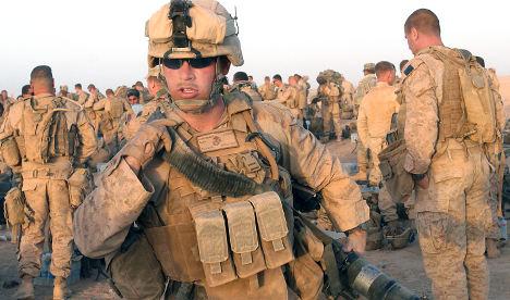 US to increase troops in German sector in Afghanistan