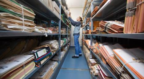 Berlin ensures future of Stasi file archive