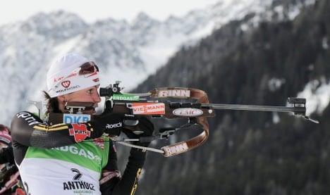 German Olympians look to dominate winter games