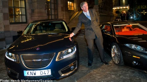 Spyker chief to preserve Saab's 'Swedishness'
