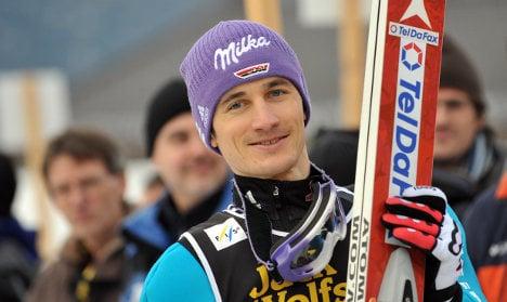 Ailing ski jumper Schmitt slams scrawny weight allowances