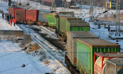 Freight train derailment in Lower Saxony delays commuter traffic