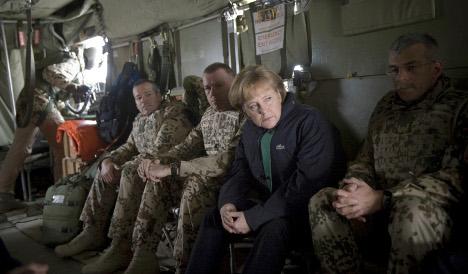 Merkel calls minister meeting on Afghanistan ahead of summit