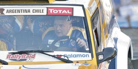 German driver quits Dakar rally after fatal accident
