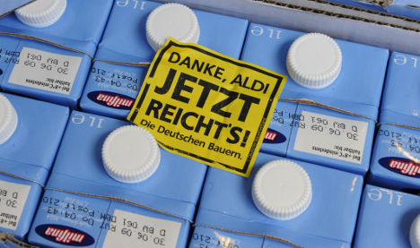Taste for cheap eats worries German food producers