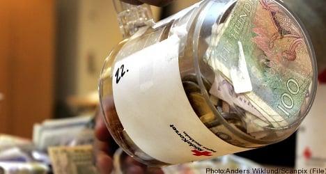 Heartless thieves steal Haiti cash