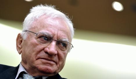 Sobibor survivor testifies at Demjanjuk trial