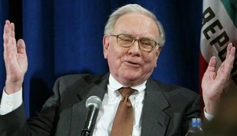 Warren Buffett raises stake in Munich Re