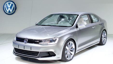 Volkswagen posts record sales for 2009